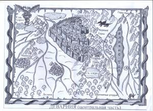 Карта Таванлат